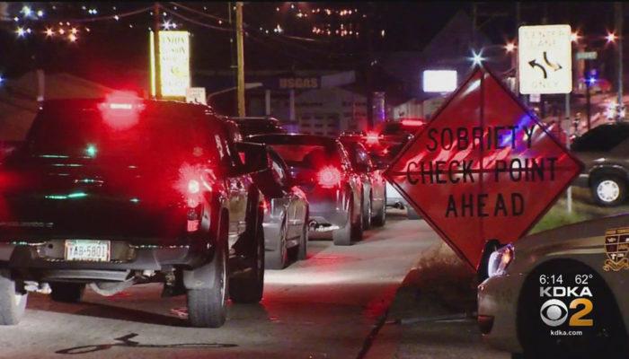 PA DUI Checkpoint